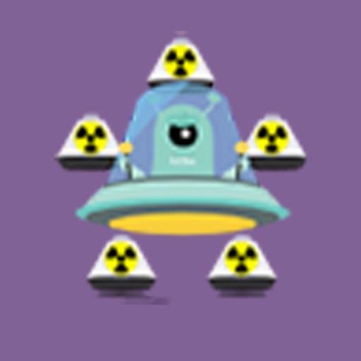 Missile UFO-rocking UFO
