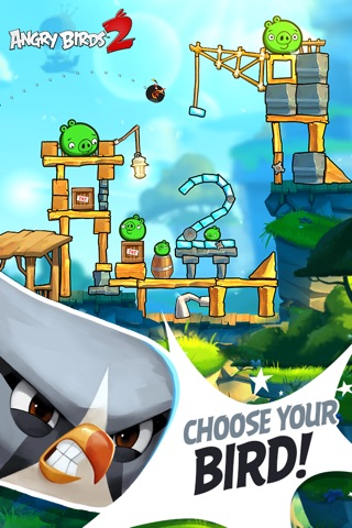 Angry Birds 2 screenshot 3