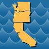Stream Map USA - West Coast