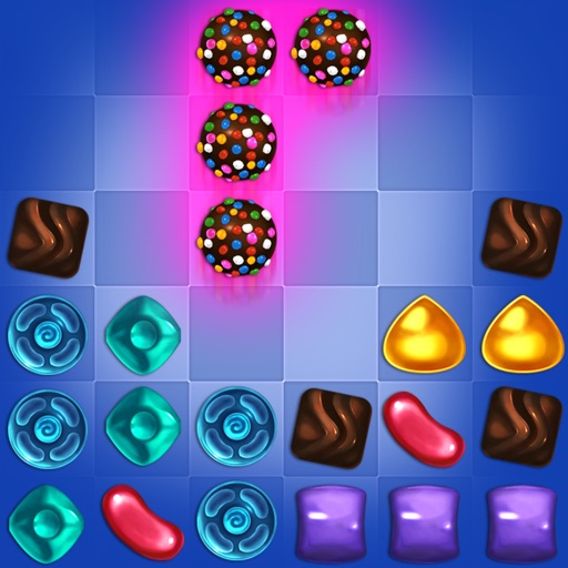 Sweet Candy Jelly: Mania Shopkins version iOS App