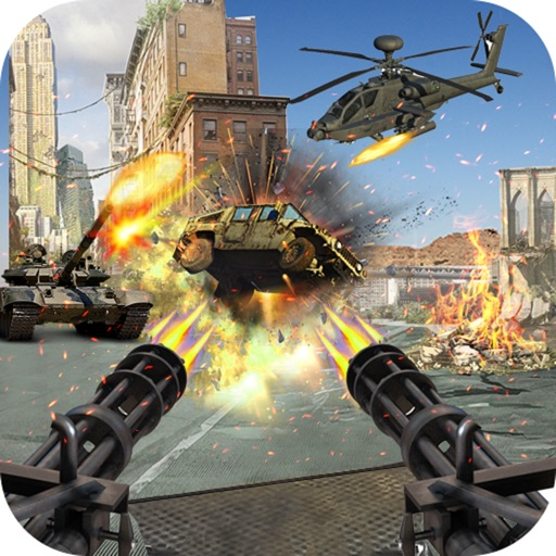 Military Tank World War : Christmas War-Ship Game iOS App