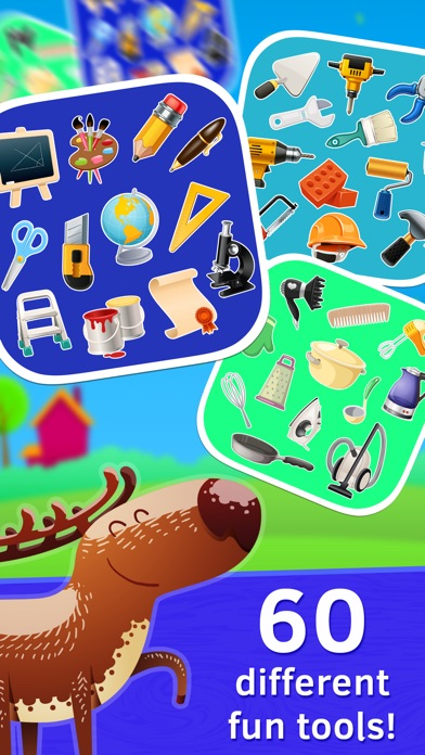 Baby Educational Puzzles. School Tools screenshot two