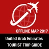 United Arab Emirates Tourist Guide + Offline Map united arab emirates map