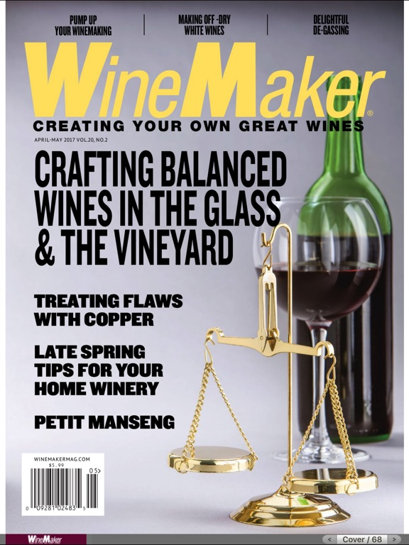 WineMaker Magazine Скриншоты7