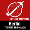 Berlin Tourist Guide + Offline Map