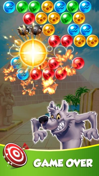 面白いバブルゲーム:  ランキング ゲーム 無料 簡単 パズル 人気 暇つぶしのスクリーンショット3