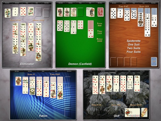 Screenshot #4 for Solitaire City (Ad Free)