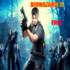 Gloria Hernandez - A Biohazard 2 RE6 : Shooting Zombies New Chapter  artwork