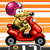 Donut Games - Rat On A Scooter XL artwork