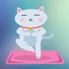 Animated YOGa CAt Stickers Wiki