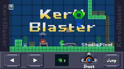 Kero Blaster 앱스토어 스크린샷