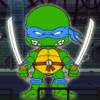 Santa Bernate - Jump Quest for Ninja Turtles  artwork