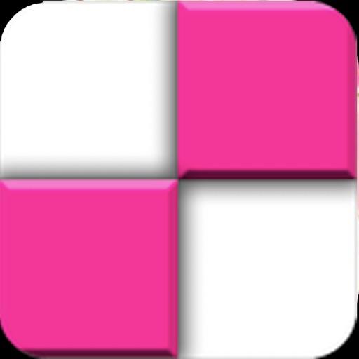 Pink Piano Tiles - Tap Tap Music Tiles Game