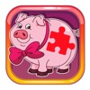 Puzzle Pig Jigsaw Games For Kids Version