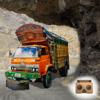 VR Mountain Highway Cargo Truck Driving Simulator App