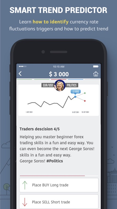 Iphone forex trading game