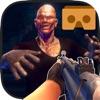ゾンビの黙示録都市 VR ホラー ゲームを撮影