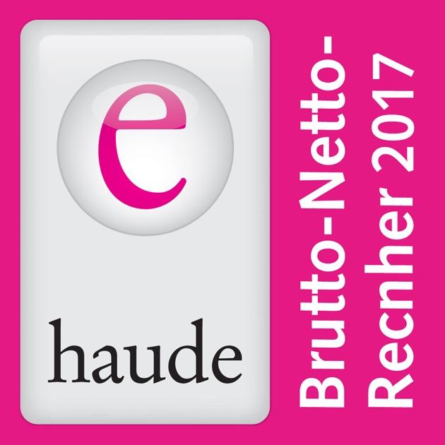 Brutto netto rechner 2017 on the app store for Spiegel netto rechner