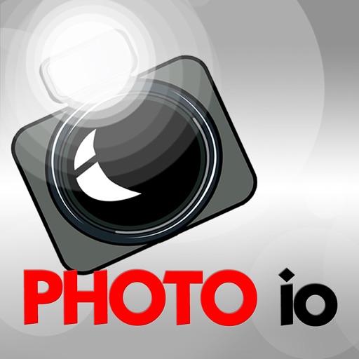 Photo io iOS App