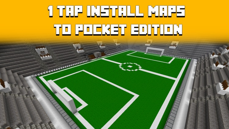 GAMES MAPS FOR MINECRAFT PE by Ancor Software, LLC