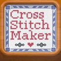 Cross Stitch Maker: Draw Realistic Embroidery! icon