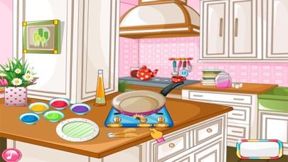 العاب طبخ ماما سارة الجميلة - العاب بناتلقطة شاشة5