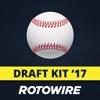 RotoWire Fantasy Baseball Draft Kit 2017 sheet