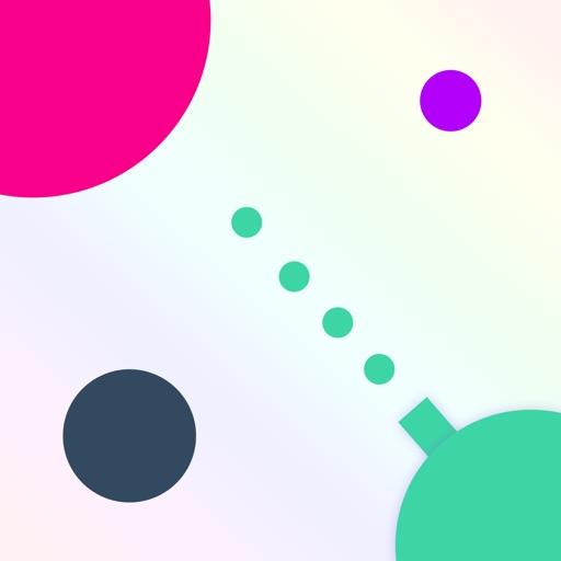 Beautiful Gravity - Arcade endless classic shooter iOS App
