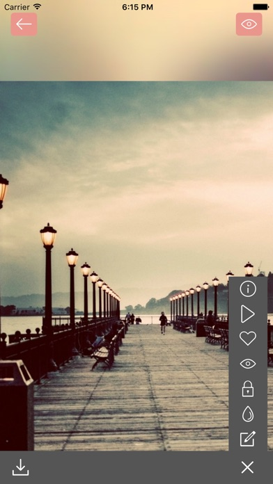 download Vintage Wallpaper HD - VHS Effect Pictures Gallery apps 3