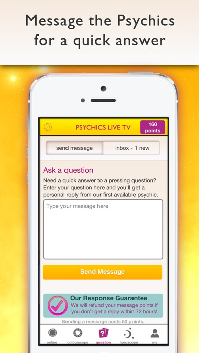 download Psychics Live: Psychic Readings, Tarot, Horoscopes appstore review