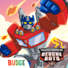 Transformers Rescue Bots: Disaster Dash - Hero Run