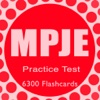 MPJE Practice Exam 6300 Flashcards & Study notes