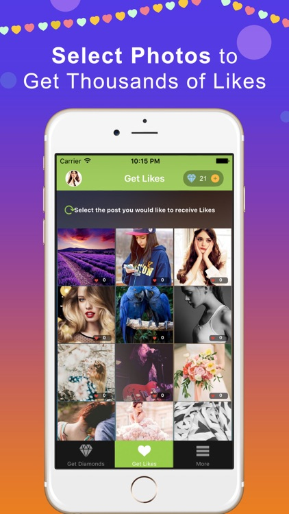 Insta Like Boost- Get More Instagram Likes Free by yang kai