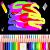 Kids Neon Paint, Drawing Pad for Children *Save