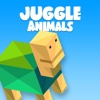 Juggle Animals - True 3 ball Juggling game! challenge