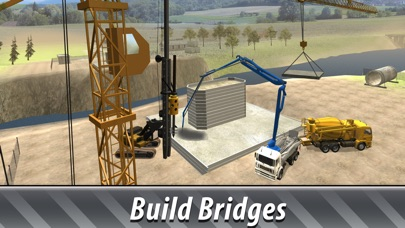City Builder Machines Driver Full screenshot 3