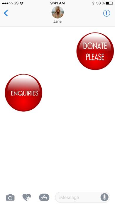 Кнопки Наклейка обновленияСкриншоты 3