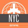 New York City Guía de Viaje con Mapa Offline NYC