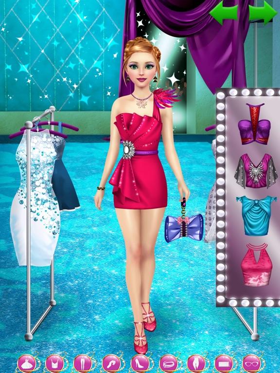 Скачать игру топ модель салон - макияж и моды игры для девочек