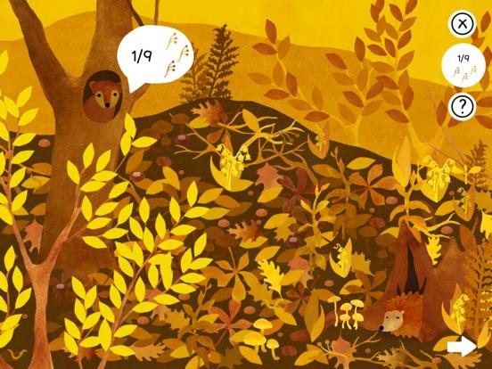Under Leaves Screenshots