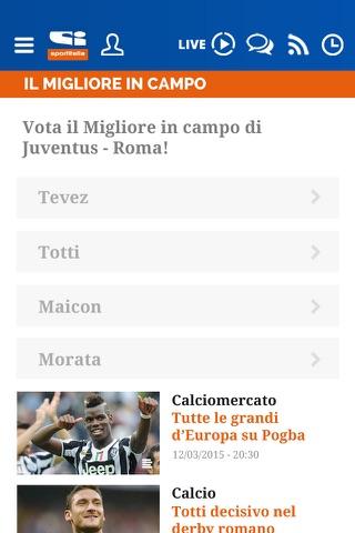 app sportitalia
