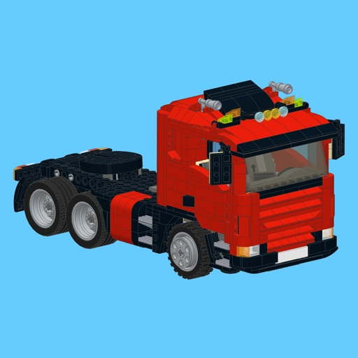 Scania Truck For Lego Building Instructions App Store Revenue