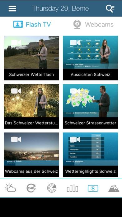 Погода в ШвейцарииСкриншоты 5