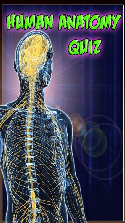Human Anatomy Pro Quiz True False Knowledge Trivia by Interlock Pty Ltd
