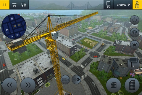 Construction Simulator PRO 2017 screenshot 1