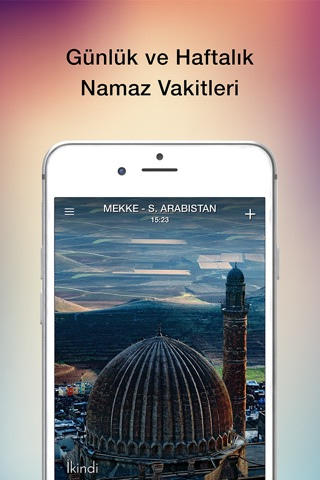 Namaz / Ezan Vakti screenshot 1