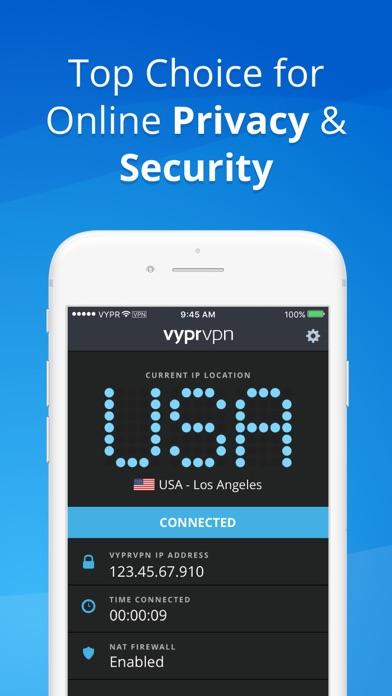 Vpn review screenshots