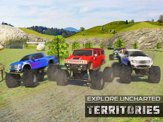 Off-road Trial Extreme Truck Racing screenshot 6