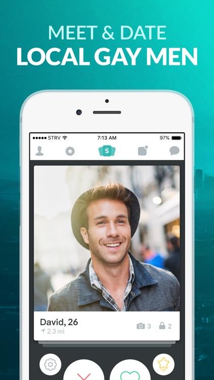 gay dating app for blackberry