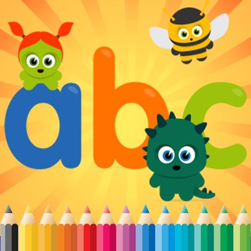 Abc Libro De Colorante Para Los Ninos 1 10 Anos Juegos Gratis Para